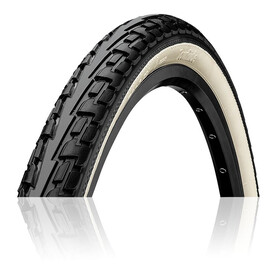 Continental Ride Tour Bike Tire 24 x 1.75 Wired white/black